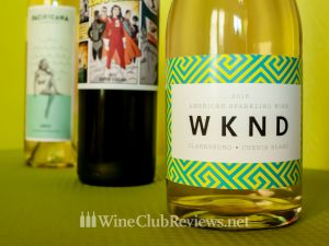 Older Winc wines I received
