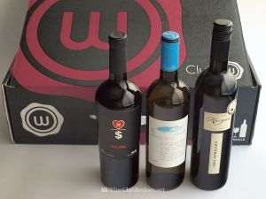 First Winc shipment received in 2013