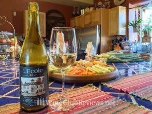 L'Ecole 41 Old Vines Chenin Blanc 2019