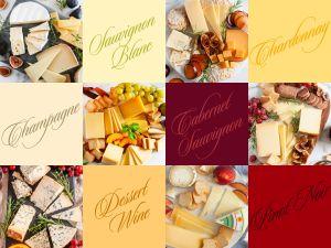 Wine & Cheese Pairing Ideas