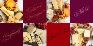 Red Wine & Cheese Pairing Ideas