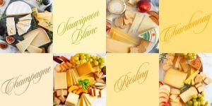 White Wine & Cheese Pairing Ideas