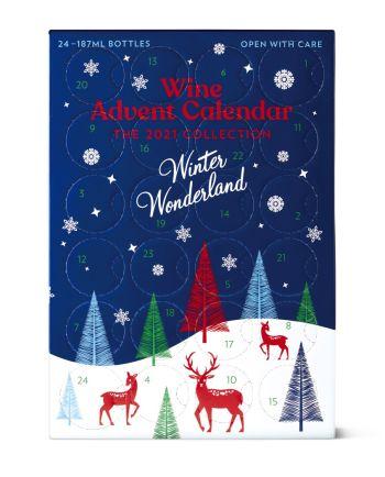 Wine Advent Calendar by QVC