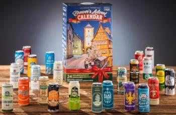 Beer Advent Calendar by Costco
