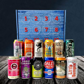 Beer Advent Calendar by GiveThemBeer.com