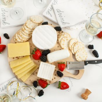 Champagne Cheese Assortment from iGourmet
