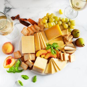 Chardonnay Cheese Assortment from iGourmet