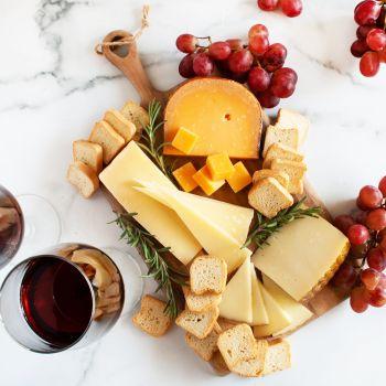 Merlot Cheese Assortment from iGourmet
