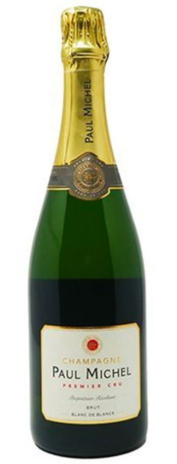 Champagne Paul Michel Premier Cru NV from SomMailier
