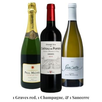 French Wine for Cheese at SomMailier