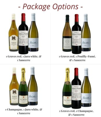 Curated French Wine Sets from SomMailier