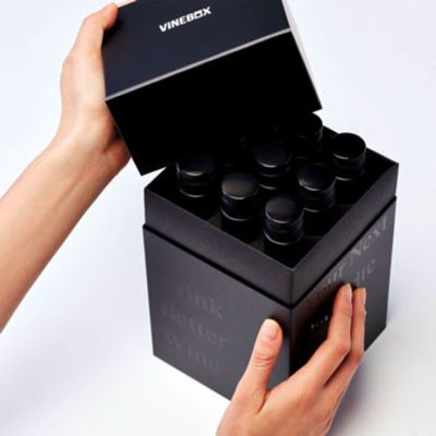 Wine Gift Idea: VineBox Wine Box