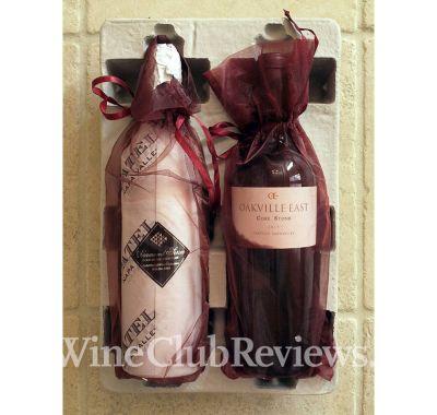 Diamond Wine Club Gift shipment in box