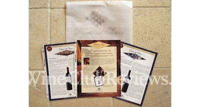 Diamond Wine Education materials