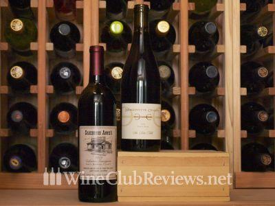 Platinum Wine Club Shipment in Cellar