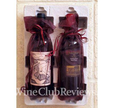 Garagiste Wine Club Gift shipment in box