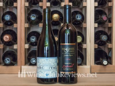 Garagiste Wine Club Shipment in Cellar