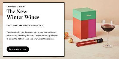 VineBox New Winter Wines Tasting Box