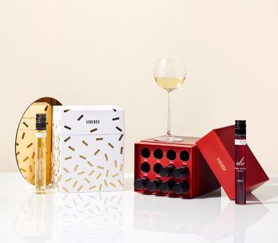VineBox Naughty & Nice 12 Nights of Wine Tasting Box 2019