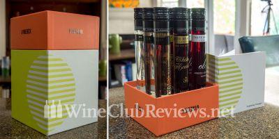VineBox Winter 2019 Wine Tasting Box