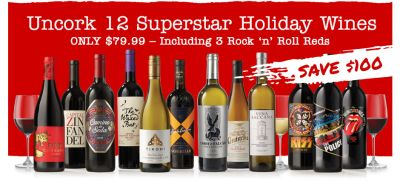 Holiday Offer from Virgin Wines