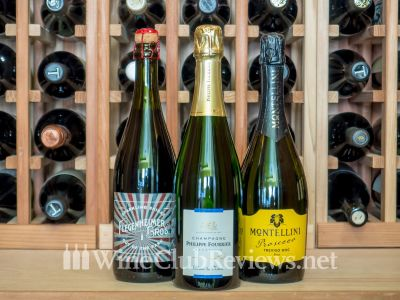 Sparkling Wine Subscription