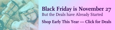 Wine Deals for Pre-Black Friday