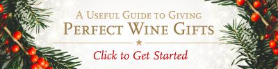 Holiday Wine Gift Giving Banner