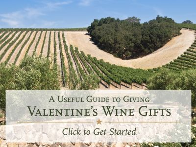 Wine Gift Ideas for Valentine's Day