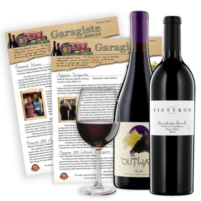 Garagiste Wine Club - 3-month Gift