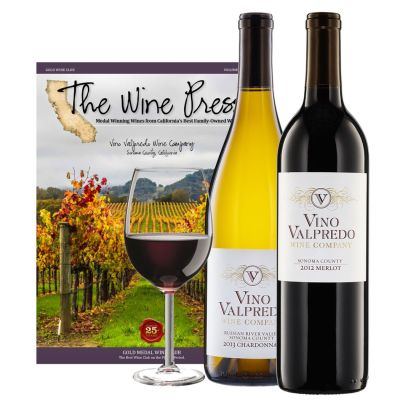Gold Wine Club - 3-month Gift
