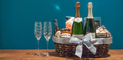 Champagne Gift Baskets: 12 Sparkling Wine Baskets to Give Wine Lovers