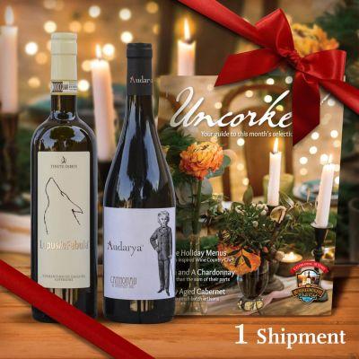 Two-Bottle International Wine Gift