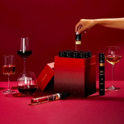 12 Nights of Wine —The Naughty Edition