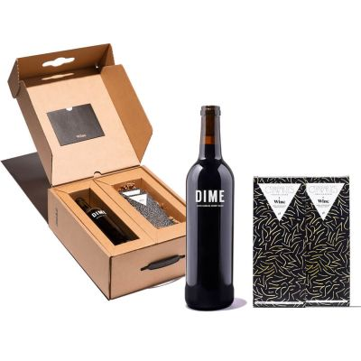 Compartés Chocolate Paired with a California Red Blend