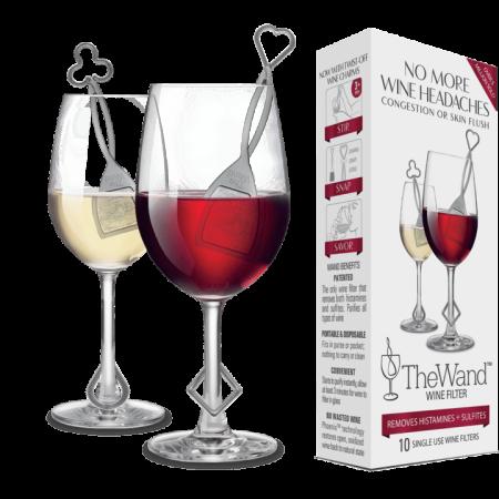 PureWine eliminates wine headaches