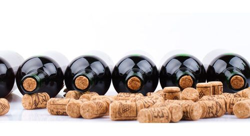 Wine Bottles & Corks