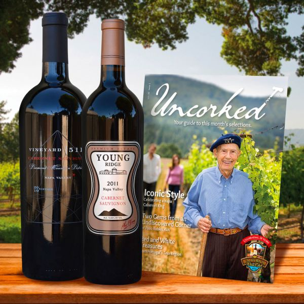 The Aged Cabernet Series from The California Wine Club