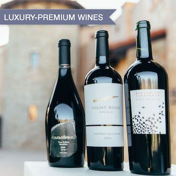 Diamond Series Napa & Sonoma Wine for Connoisseurs