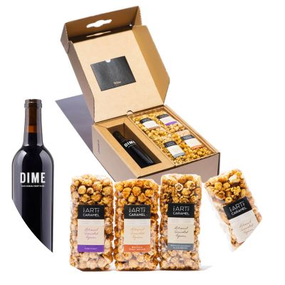 Winc Dime Wine & Caramels Gift