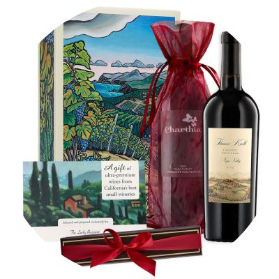 Cabernet & Chocolate Gift from Gold Medal