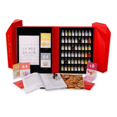 Le Nez du Van Wine Tasting Kit at IWA