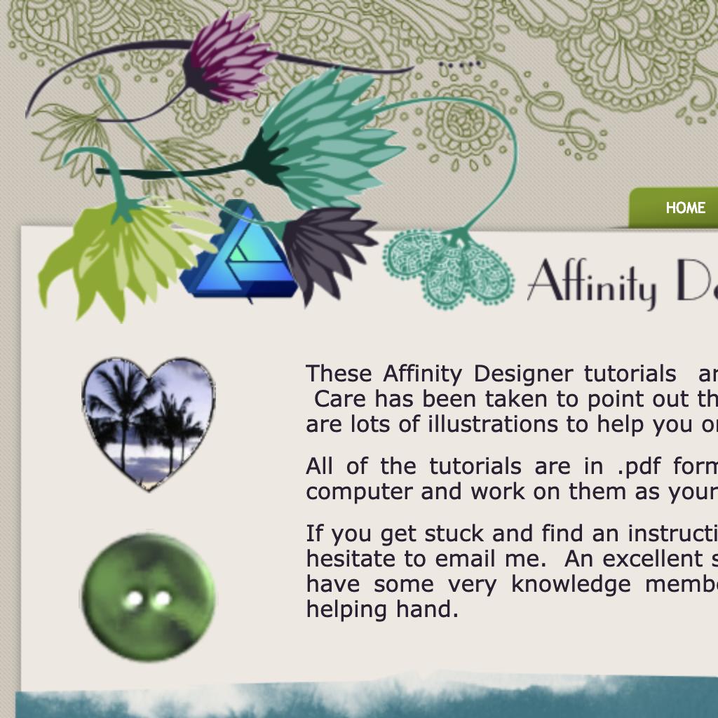 PIRC - Affinity Designer Tutorials promo image