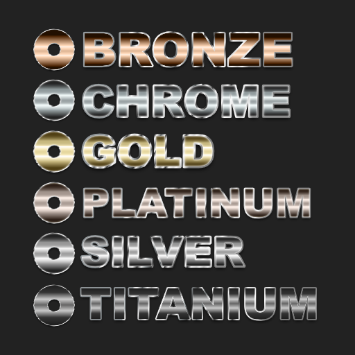 Dream Polished Metals Styles