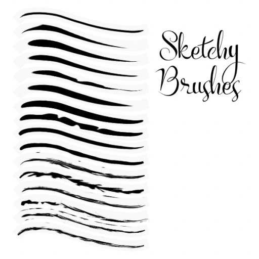 Sketchy brushes Designer 1.7