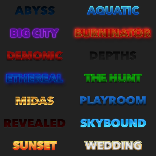 Dream Cinematics Bold Styles