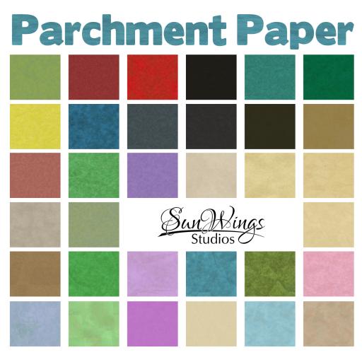 Parchment Paper styles