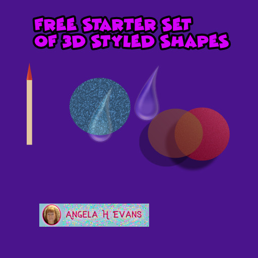 3D Water and shape Experiments