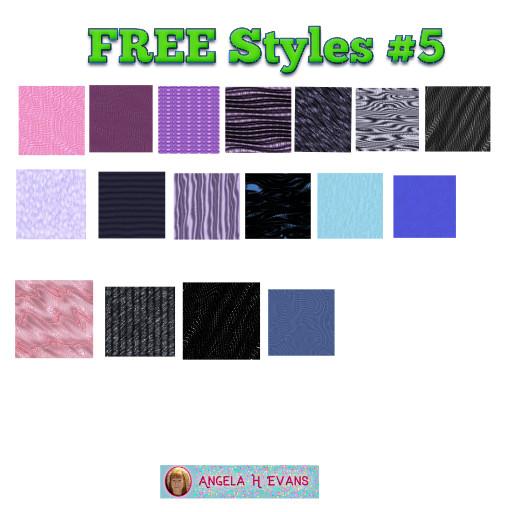 FREE Styles #5