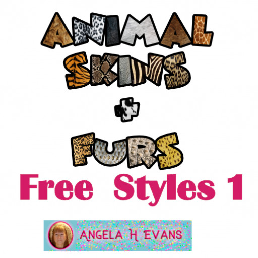 Animal Skins & Furs  Set 1